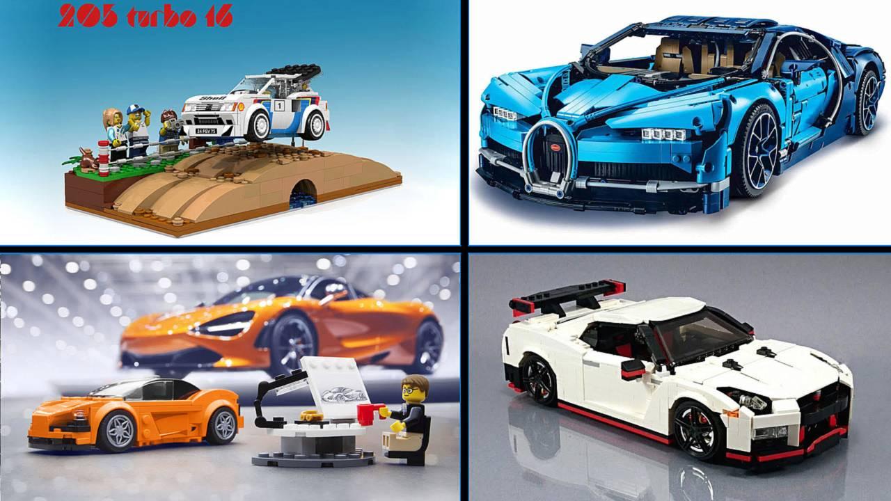 15 Lego Autos Die Wir Lieben