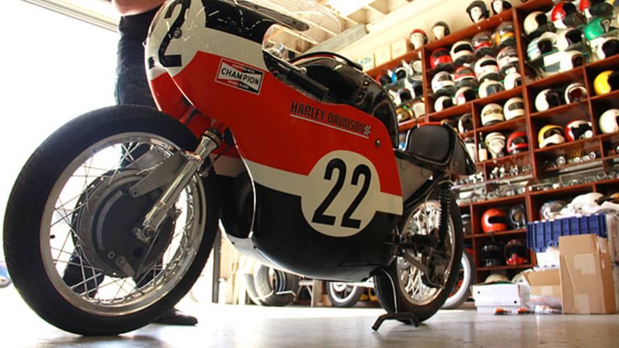 Retro: Harley Davidson KRTT