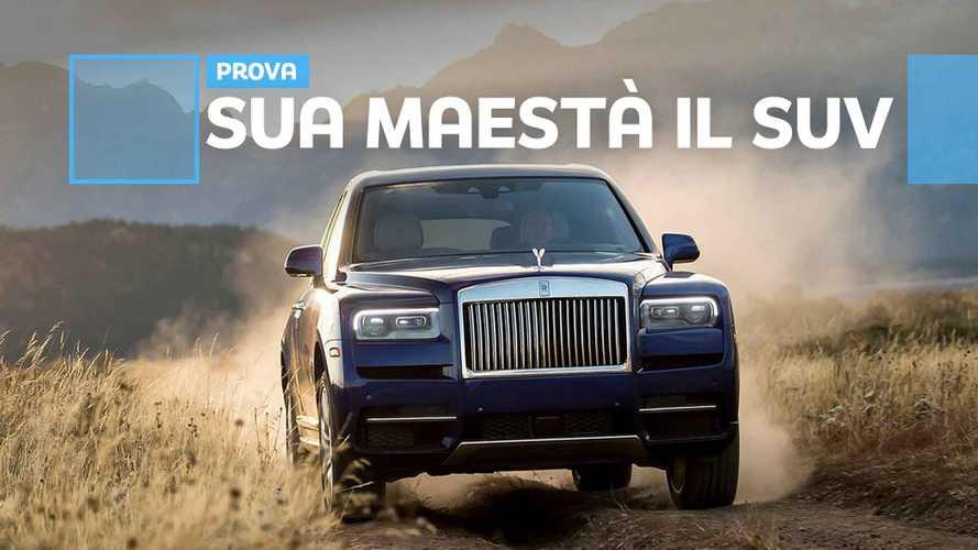 """Rolls-Royce Cullinan, il """"non plus ultra"""" dei SUV"""