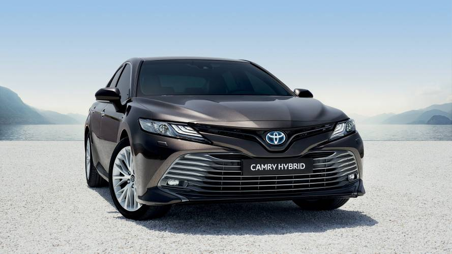 Toyota Camry UK pricing details revealed