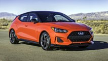 10. Hyundai Veloster Turbo: 36.0 days