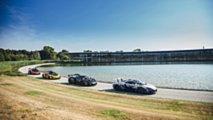 McLaren Senna 001 Road Trip