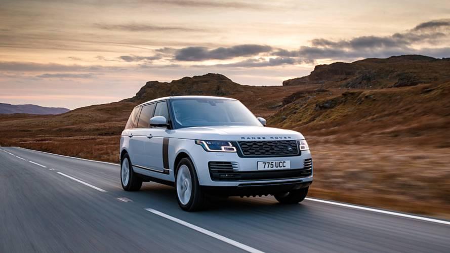 Le Range Rover gagne un nouveau moteur diesel