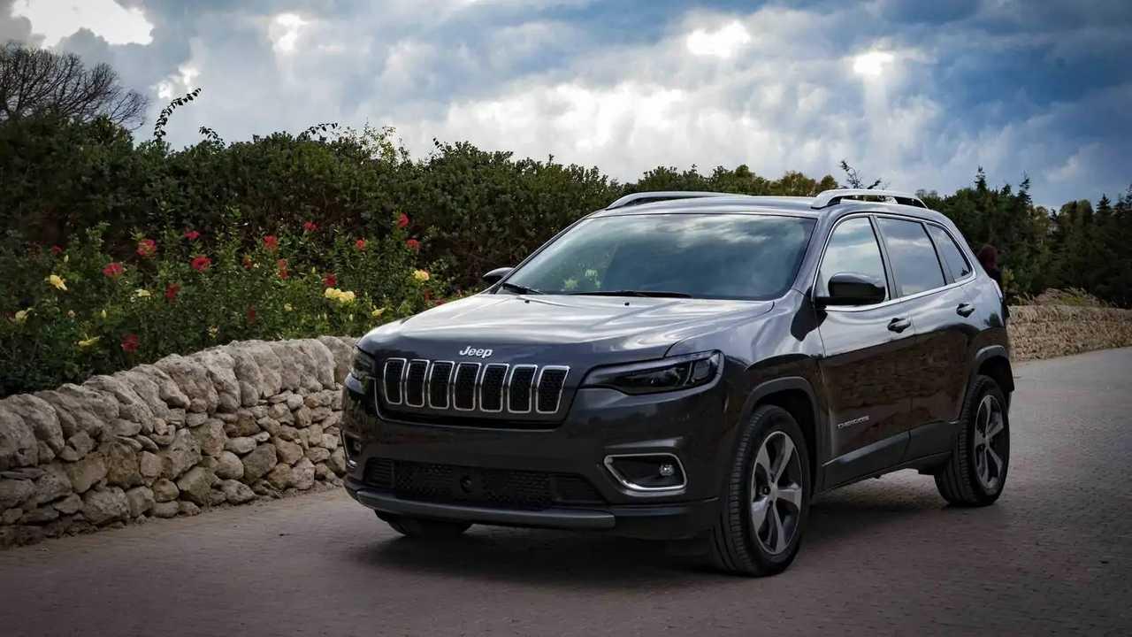 Jeep Cherokee (2018)