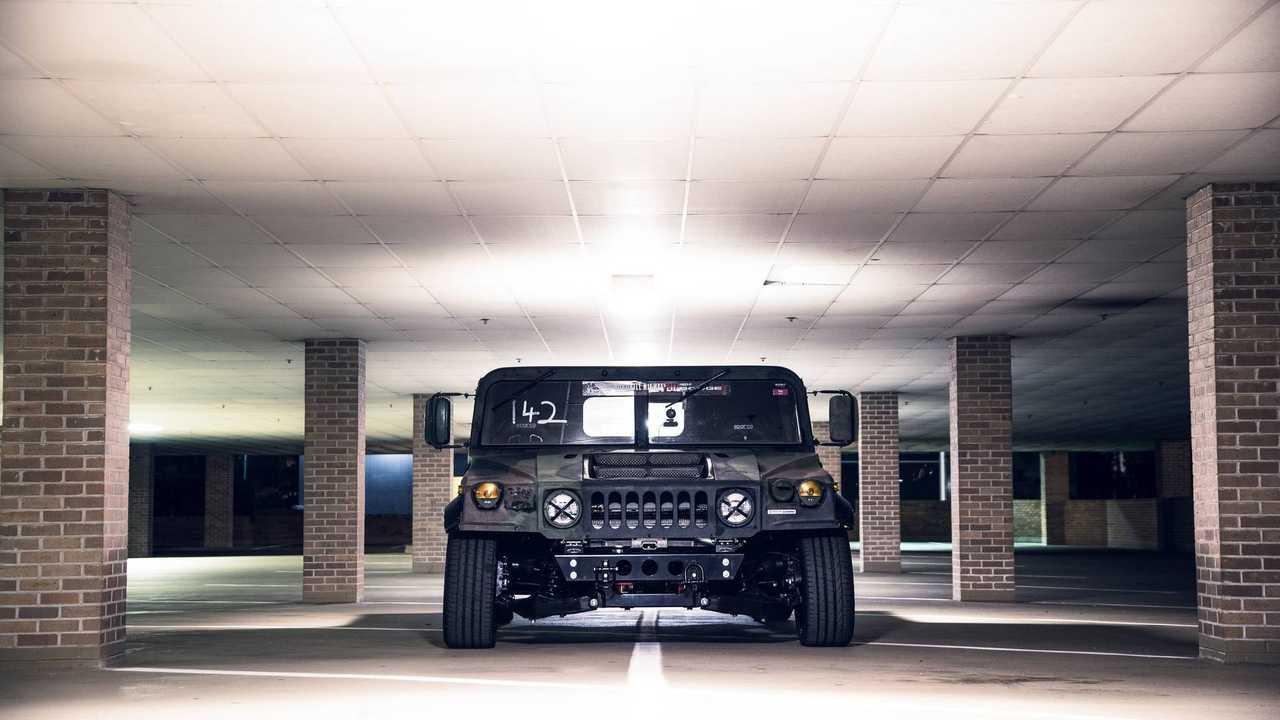 Mil-Spec Automotive H1 Track Titan