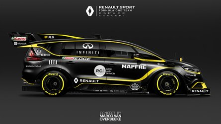 Családapák álma lehetne az F1-Renault génjeit hordozó Espace