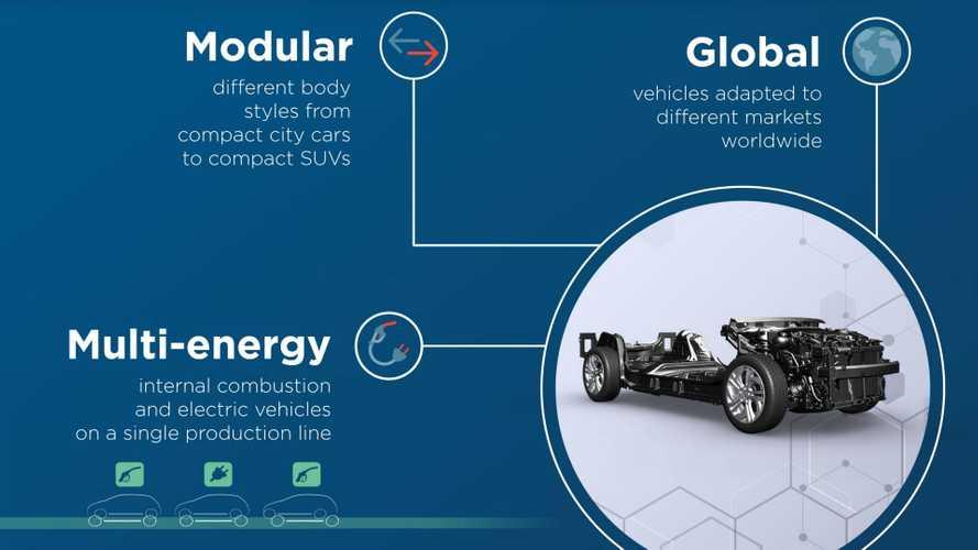 PSA mostra plataforma CMP da nova geração do Peugeot 208