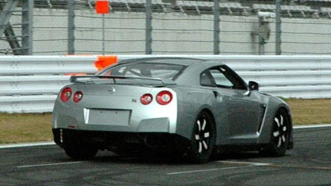 Gallery: Nissan GT R Spec V Confirmed Specifications