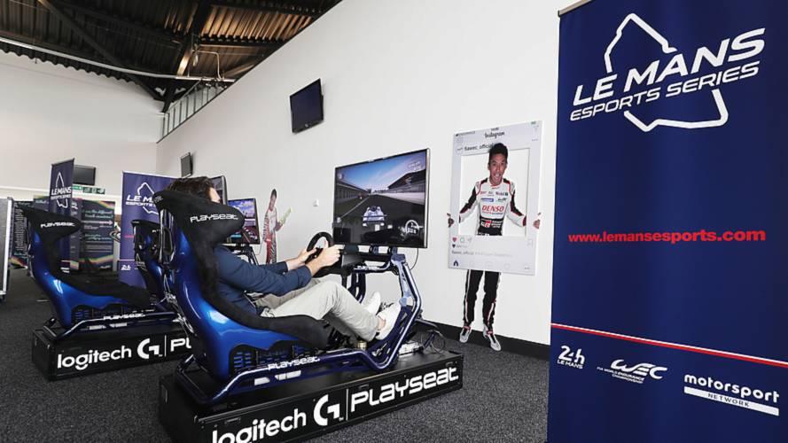 Le Mans eSports Series dá lugar no pódio das 24 Horas de Le Mans e US$100 mil