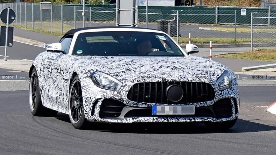 La Mercedes-AMG GT R Roadster développera bien 585 ch