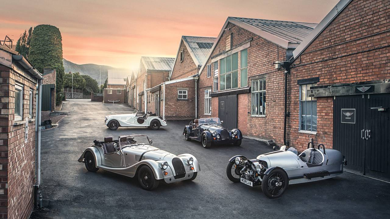 Morgan Range 110th Anniversary