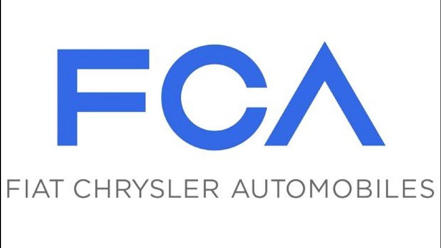 Fiat-Chrysler adota nome FCA e nova logomarca após fusão