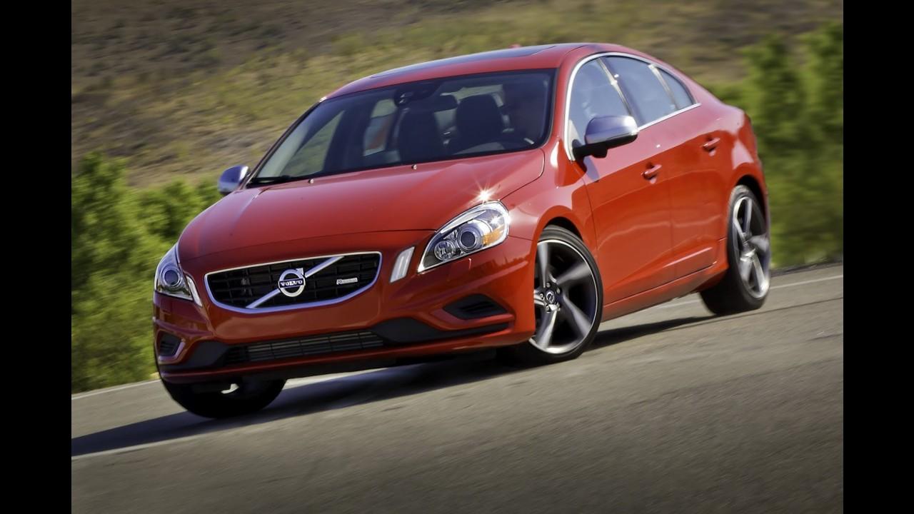 Recall: Volvo revisará 3 mil unidades de S60 e XC60 nos EUA por risco de incêndio