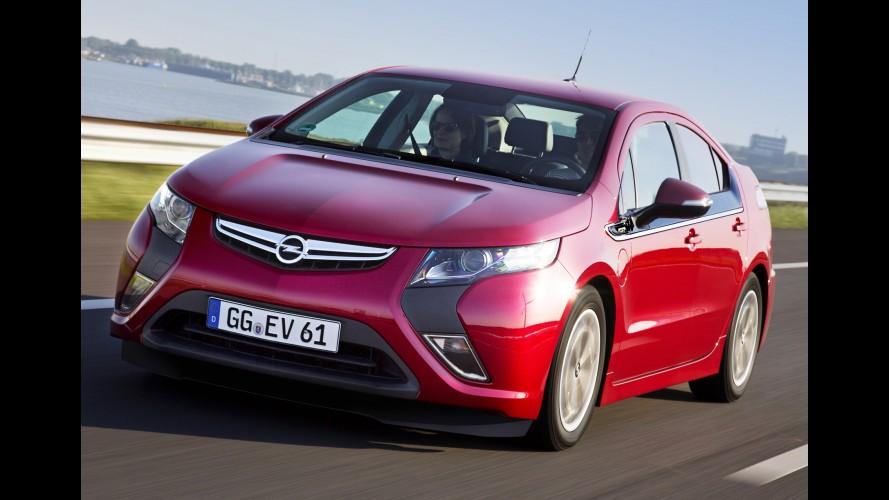 Opel confirma morte do Ampera e sinaliza desenvolvimento de novo elétrico