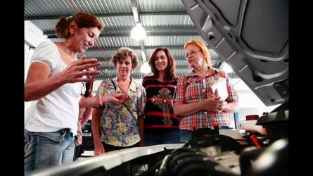 5dde67d90f5 Geral Volkswagen vai oferecer curso de mecânica para mulheres - saiba como  participar