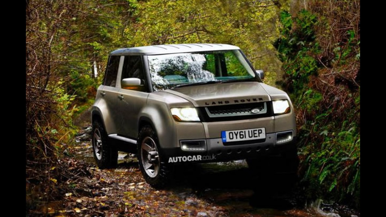 """""""Baby"""" Land Rover para o Brasil deve surgir de parceria com a Chery"""