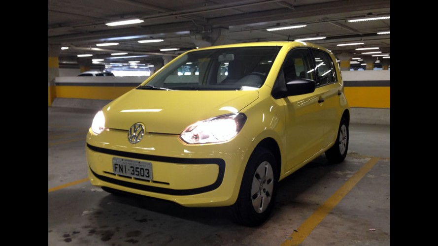 Garagem CARPLACE #5: take up! chega sem direção elétrica nem ar-condicionado