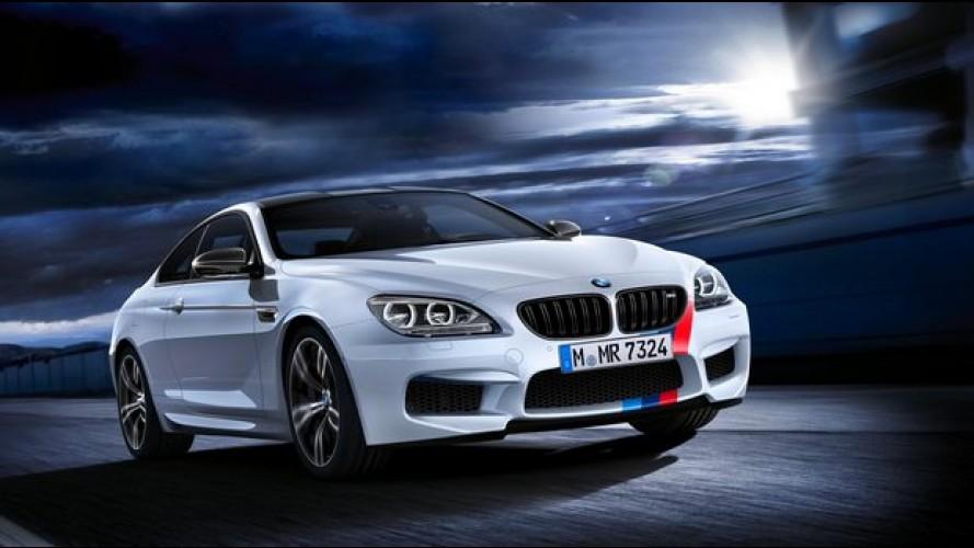 """BMW Série 5 e 6 ganham visual agressivo com o pacote """"M"""""""
