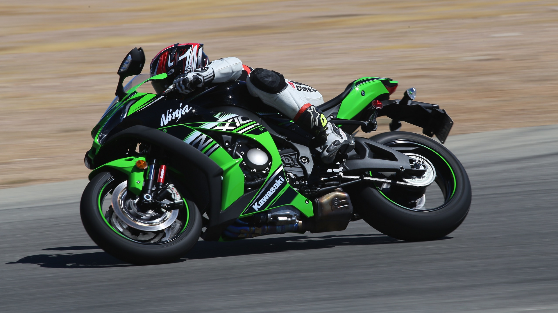 Review: 2016 Kawasaki ZX-10R