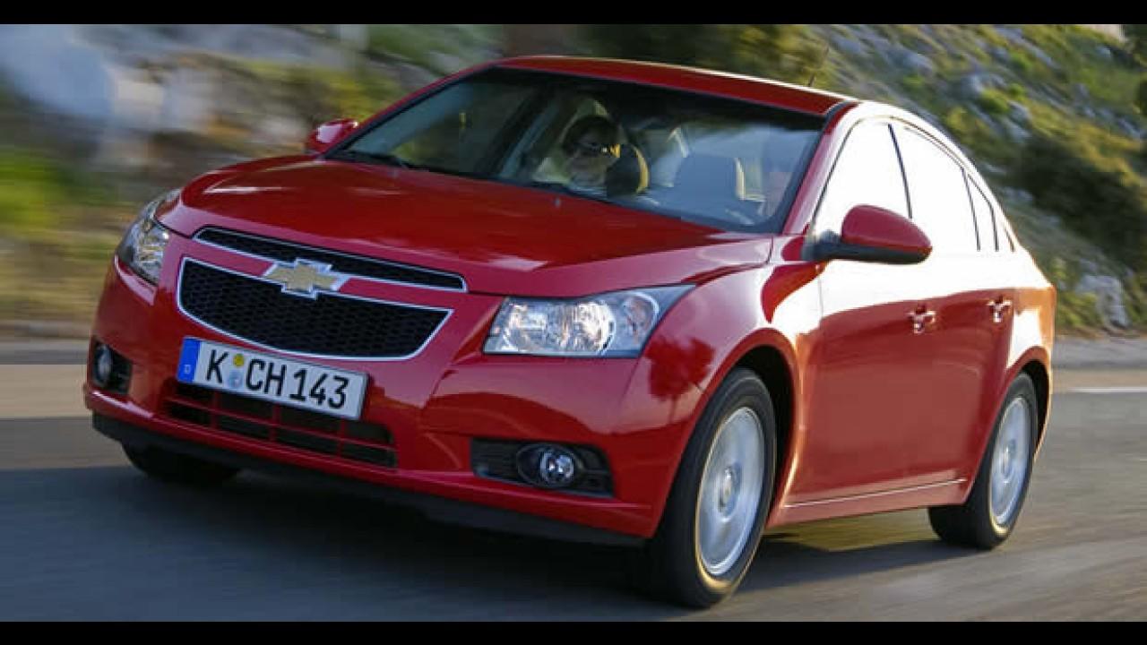 Veja a lista dos carros mais vendidos na Rússia em abril de 2012