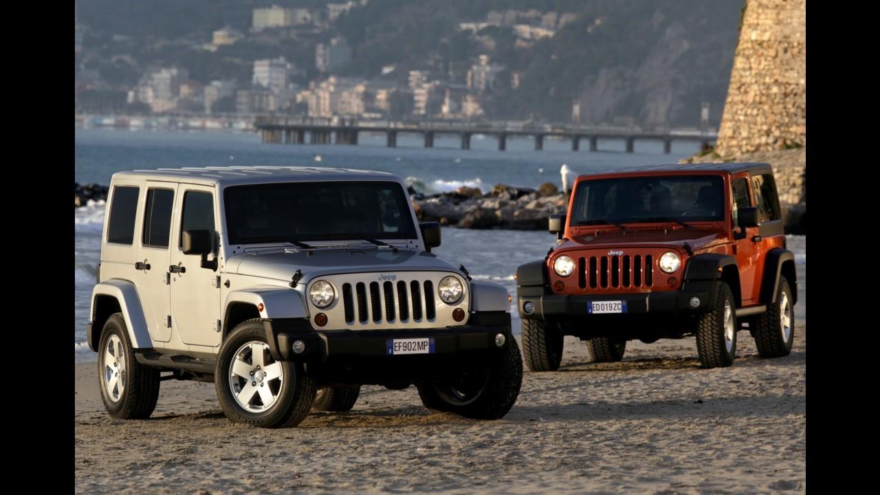 Com novo conjunto mecânico, Jeep Wrangler chega oficialmente custando a partir de R$ 129.900