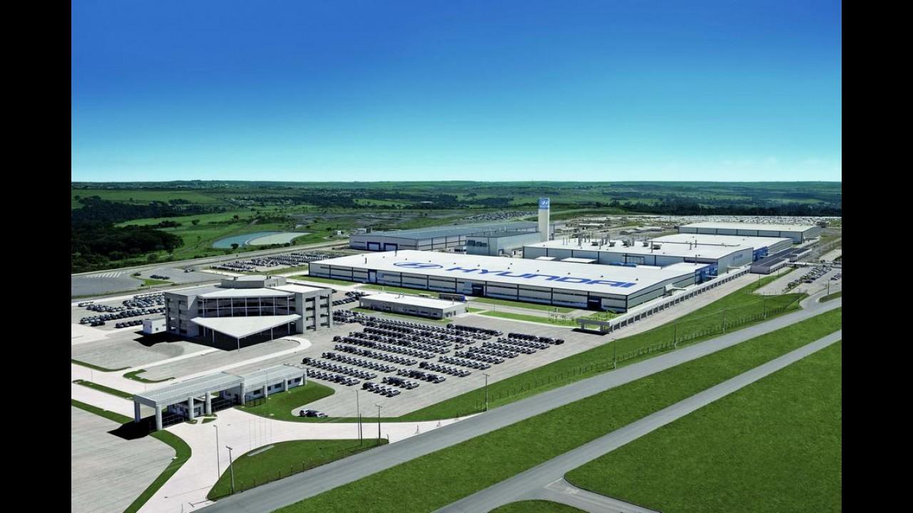 Fábrica da Hyundai em Piracicaba terá financiamento de R$ 307,4 milhões do BNDES