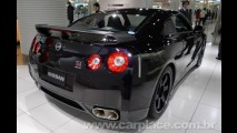 Nissan GT-R- Carro terá versão de alto desempenho mais potente que o SpecV