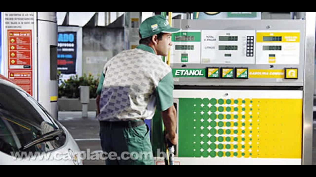 Pesquisa da ANP mostra álcool combustível por menos de R$ 1,00 em cidades de SP