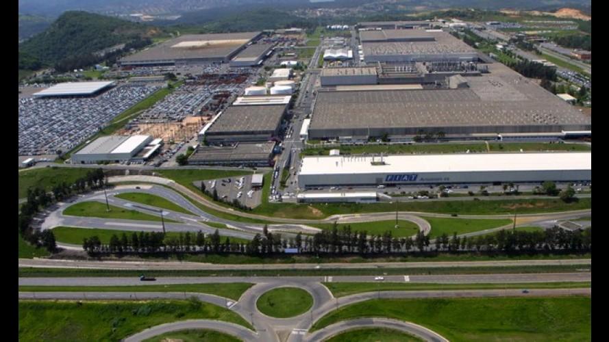 Fábrica da Fiat em Betim começou sua história há 40 anos