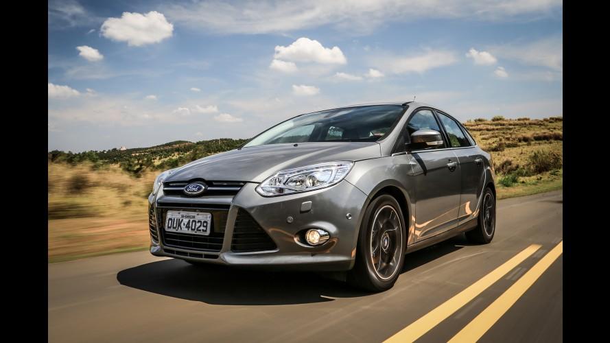 """Volta rápida: evoluído, equipadão e mais caro, novo Focus quer o """"G4"""" dos sedãs médios"""