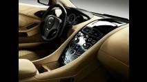 Aston Martin Vanquish aparece em primeiras imagens oficiais antes da hora