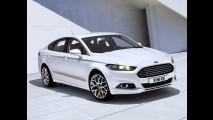 Ford confirma motor 1.0 EcoBoost de três cilindros para o Novo Mondeo 2013