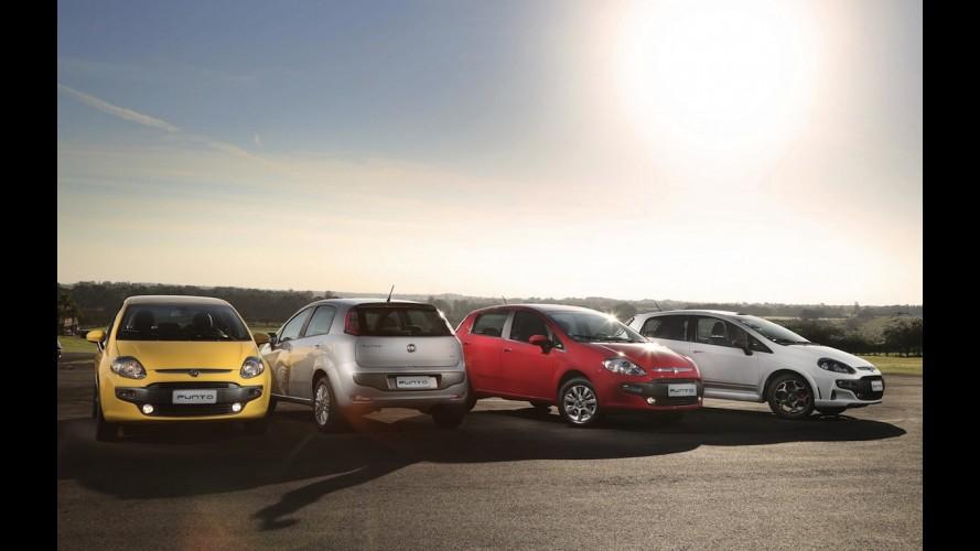 Fiat também já anuncia recorde em 2012 - É o melhor resultado desde sua chegada ao Brasil