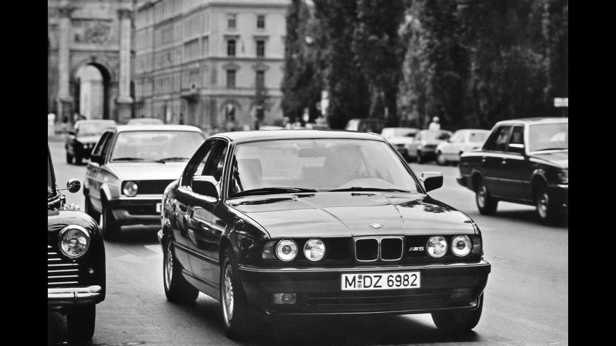 BMW M5 Cabriolet E34: uccisa nella culla