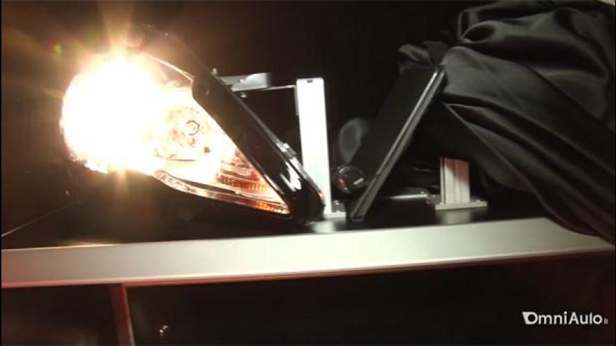 Dai fari allo xeno ai fari a LED, aspettando le luci laser [VIDEO]