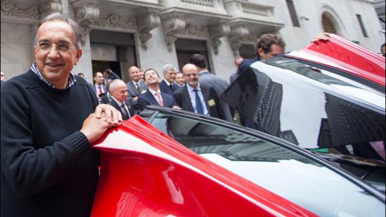 [Copertina] - Ferrari in Borsa, il titolo già romba