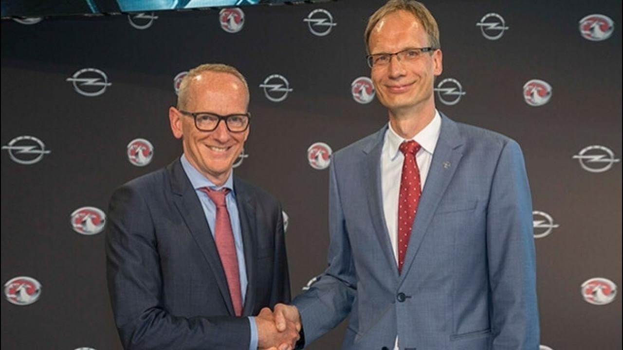 [Copertina] - Opel, Michael Lohscheller è il nuovo CEO