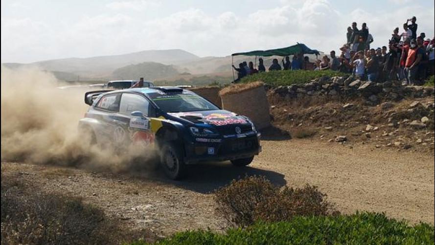Rally di Sardegna, un'esperienza unica anche dietro le quinte