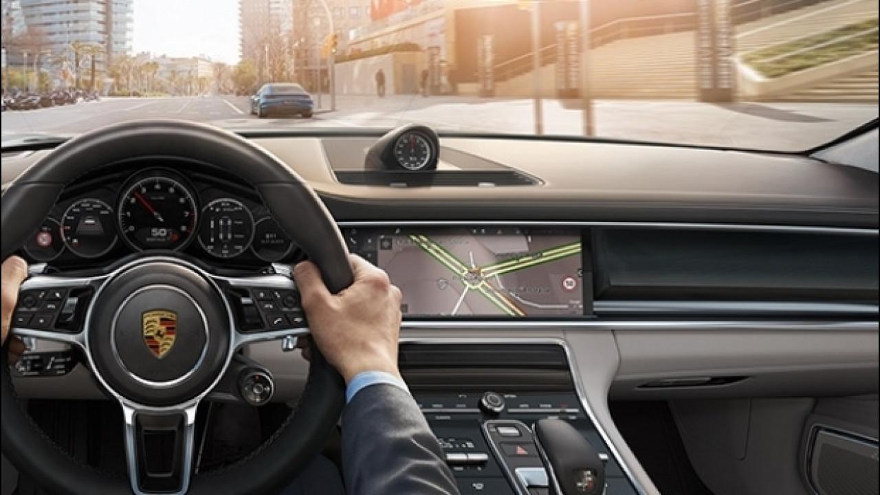 [Copertina] - Porsche rinnova il sistema Connect Plus