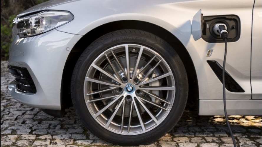 BMW, ecco le ibride e le elettriche in arrivo