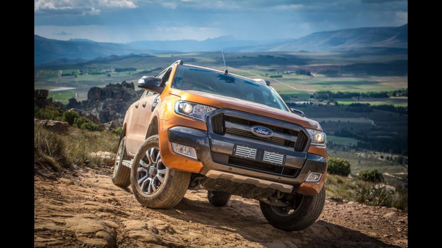 Ford Ranger, americano ma non troppo