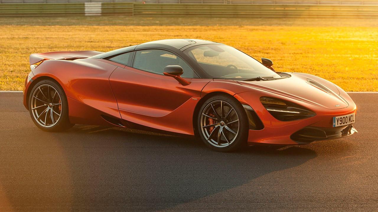 5. McLaren 720S