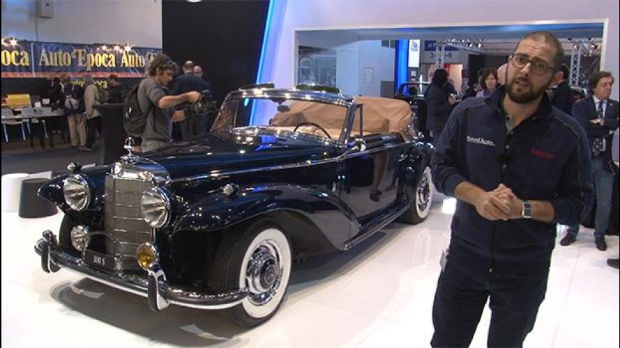 Auto e Moto d'Epoca, le Mercedes tutte cabrio