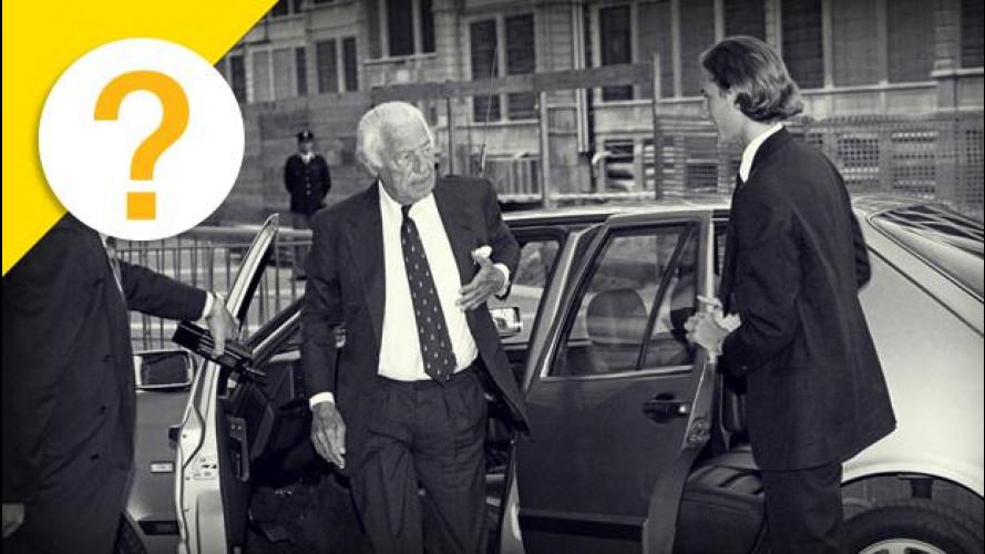 """Le nove Fiat Croma dell'Avvocato, tutte V6 e """"speciali"""""""