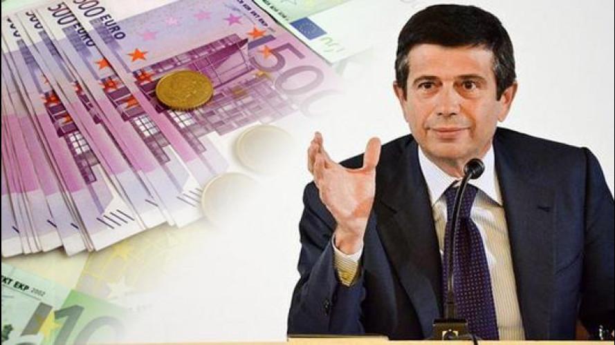 [Copertina] - Il ministro Lupi chiede lo 0,3% annuo del PIL per le infrastrutture