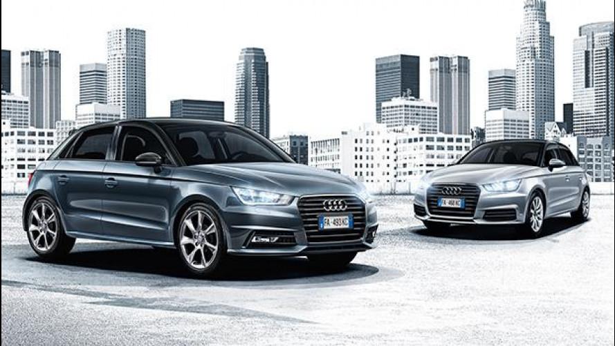 Audi A1 e A1 Sportback 1.0 TFSI 82 CV, nata per i neopatentati