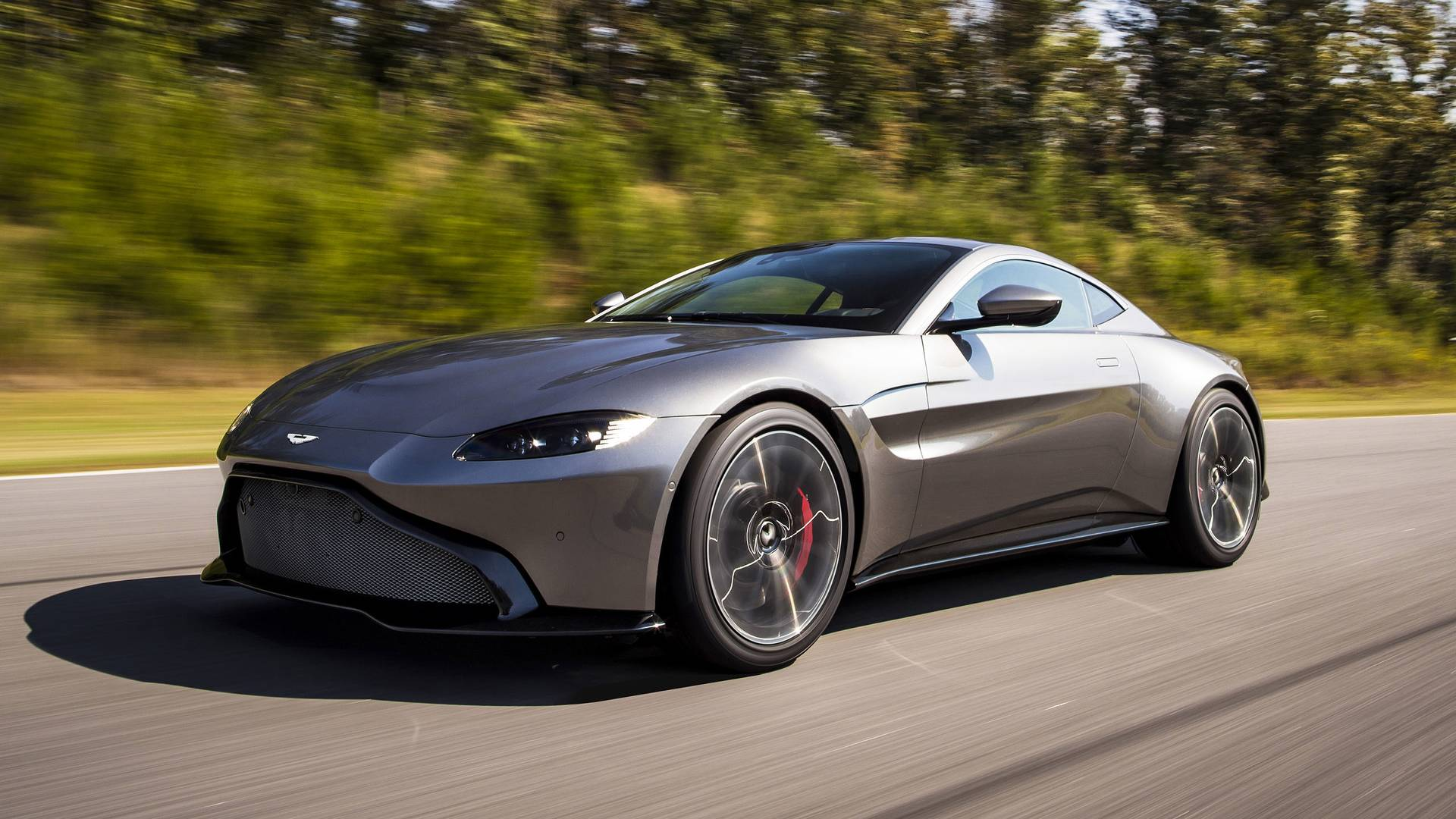 Aston Martin Vantage Production For 2018 Nearly Sold Out