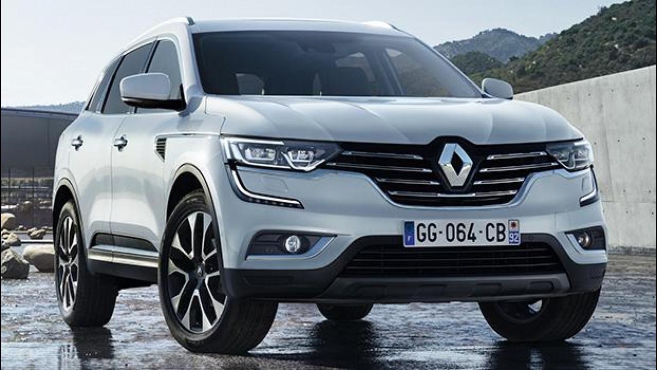 [Copertina] - Nuovo Renault Koleos, il Kadjar è cresciuto