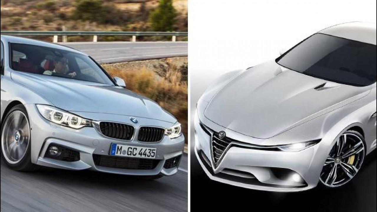 [Copertina] - Alfa Romeo vs BMW, tutti i motori della sfida