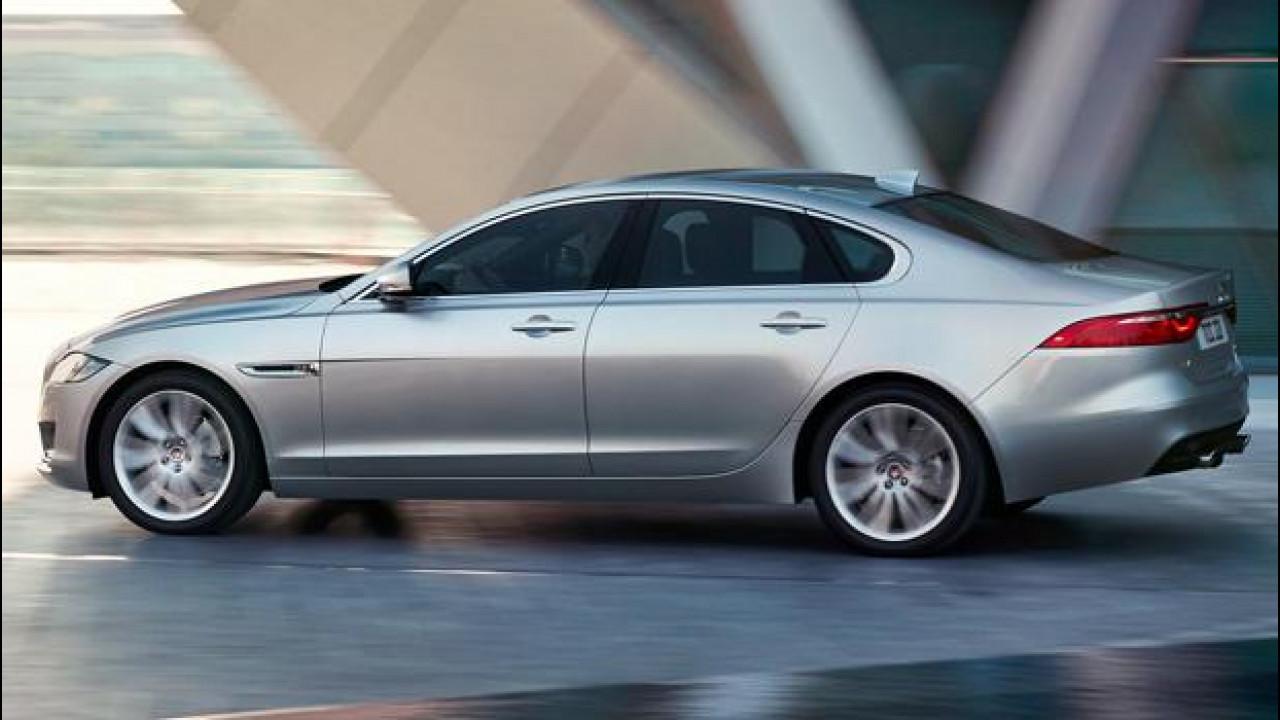 [Copertina] - Jaguar XF, rivoluzione silenziosa